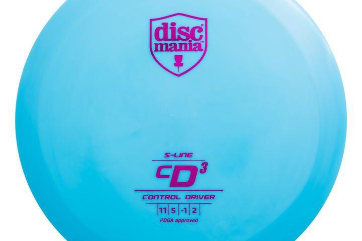 Discmania CD3