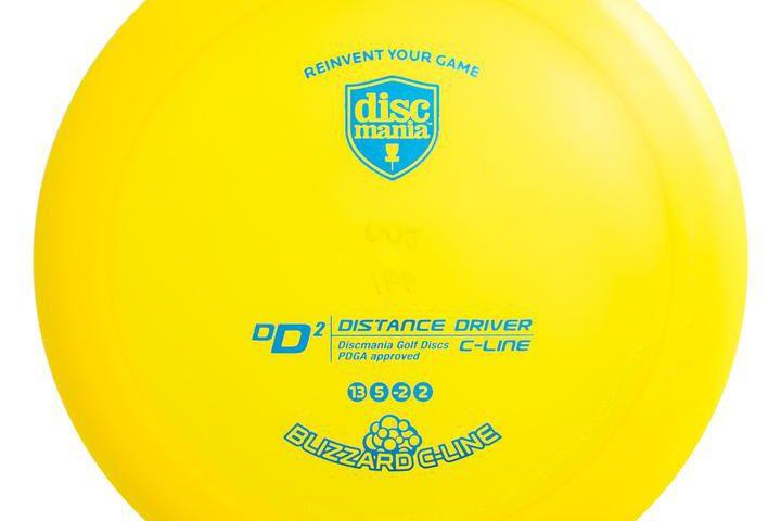 Discmania DD2-Frenzy