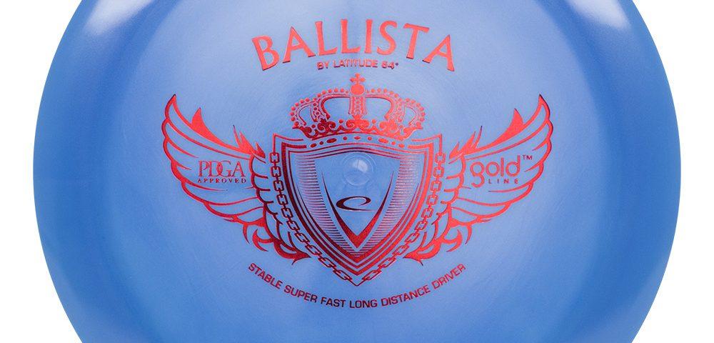 Latitude 64 Ballista