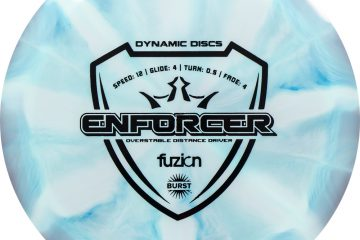 Dynamic Discs Enforcer