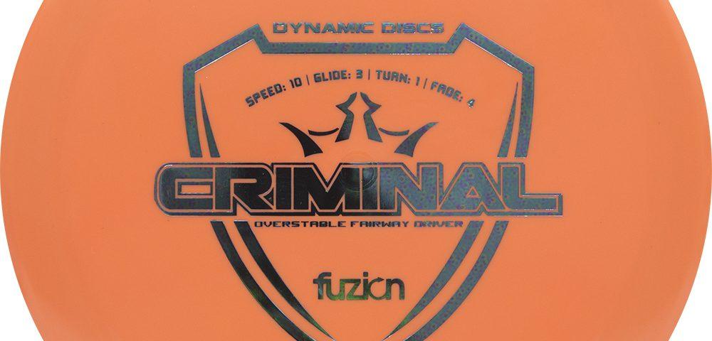 Dynamic Discs Criminal
