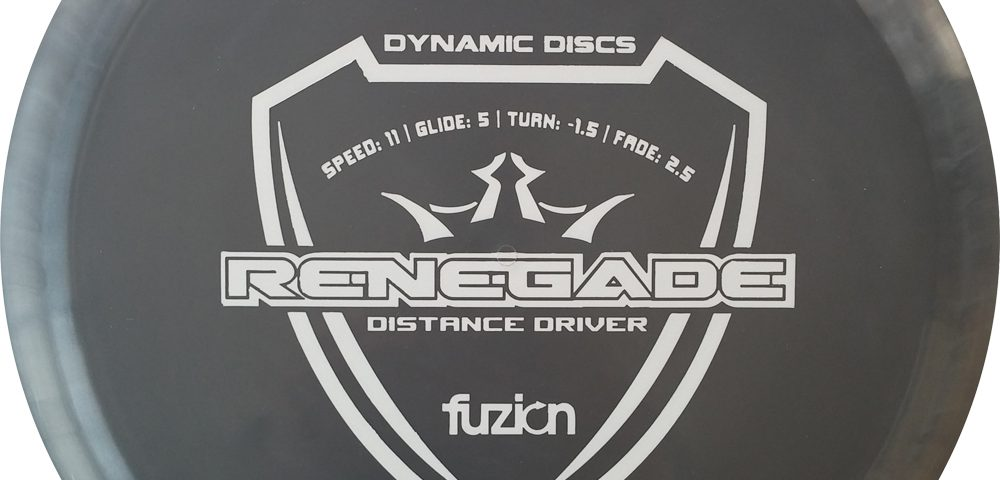 Dynamic Discs Renegade