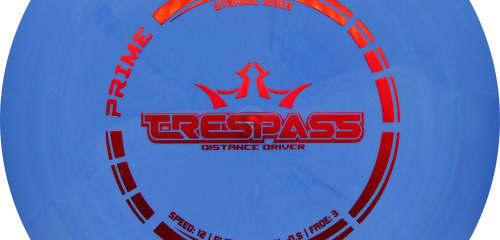 Dynamic Discs Trespass